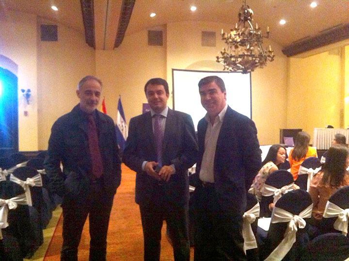 Dr Lubian, GarciaAlix y Arnaez