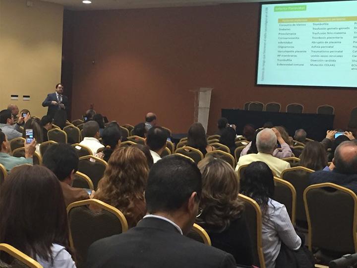 Ponencia del Doctor Arnáez en el congreso